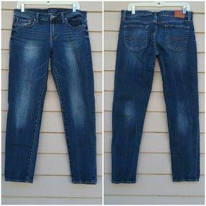 Lucky Brand sienna cigarette orta premium jeans